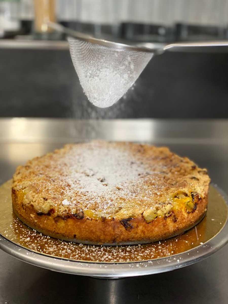 Bed and Breakfast Löffelmühle an der Elz: Jean-Paul's Cuisine - Kuchen