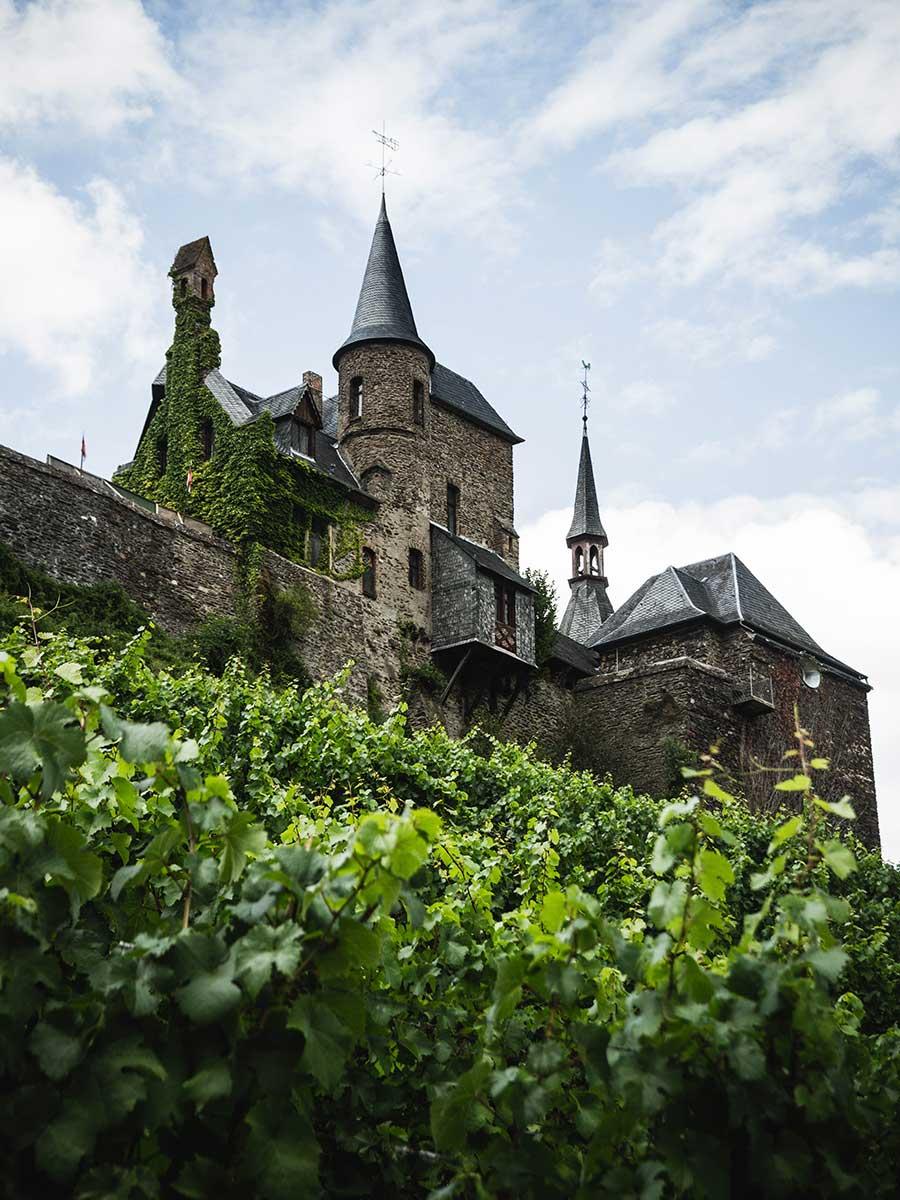 Bed and Breakfast Löffelmühle an der Elz: Ausflüge - Burgen