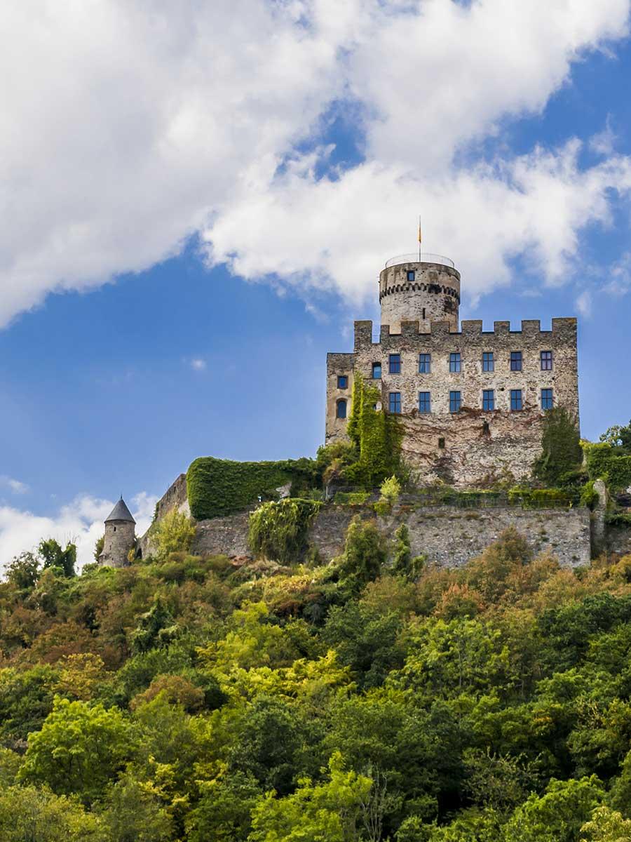 Bed and Breakfast Löffelmühle an der Elz: Ausflüge Burgen und Schlösser - Burg Pyrmont