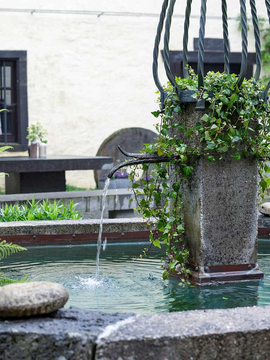 Brunnen Bed and Breakfast Löffelmühle an der Elz