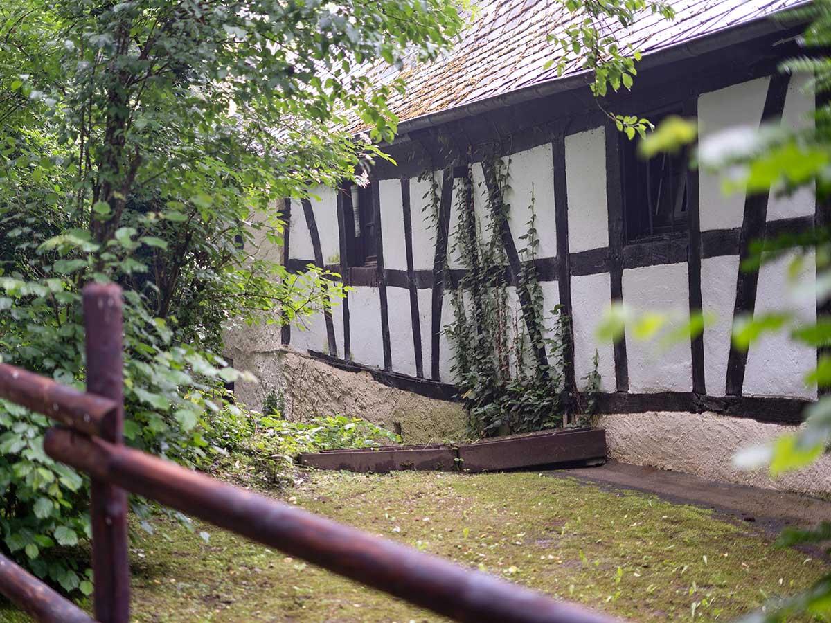 Bed and Breakfast Löffelmühle an der Elz: Die Mühle