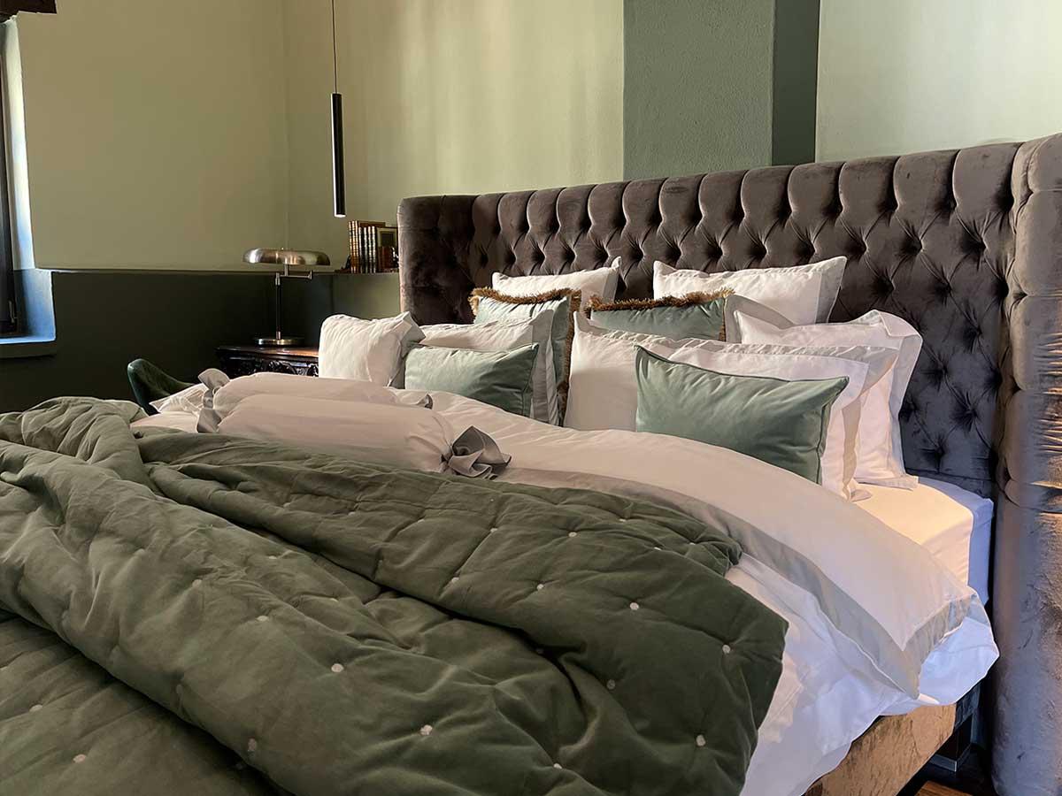 Bed and Breakfast Löffelmühle an der Elz: Fauna - Bett