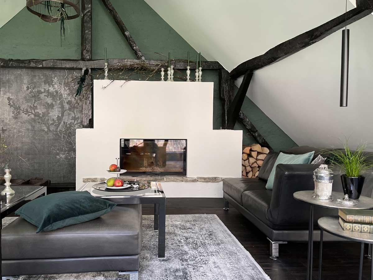 Bed and Breakfast Löffelmühle an der Elz: Fauna - Unsere Suite