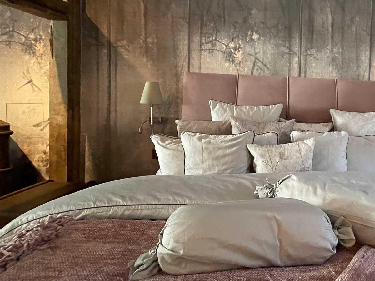 Bed and Breakfast Löffelmühle an der Elz: Flora - Bett