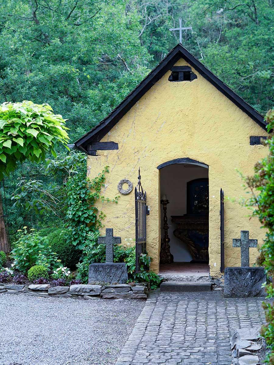 Kapelle Bed and Breakfast Löffelmühle an der Elz